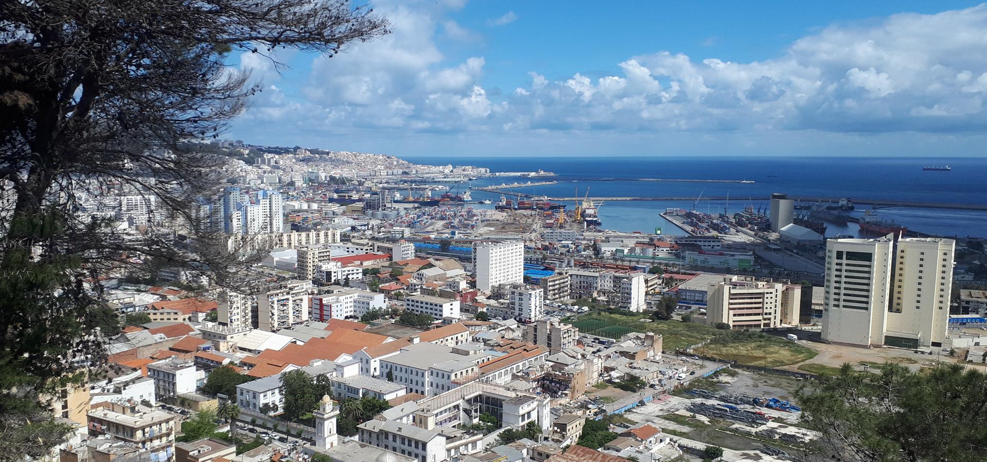 Peer-to-peer advisory in Algiers, Algeria