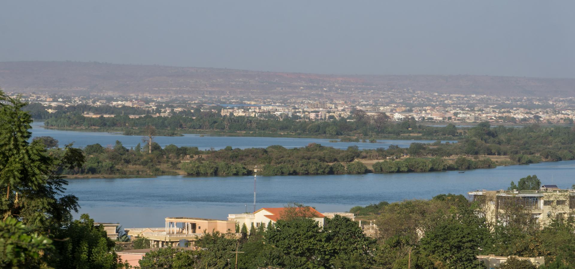 Peer-to-peer advisory in Bamako, Mali.