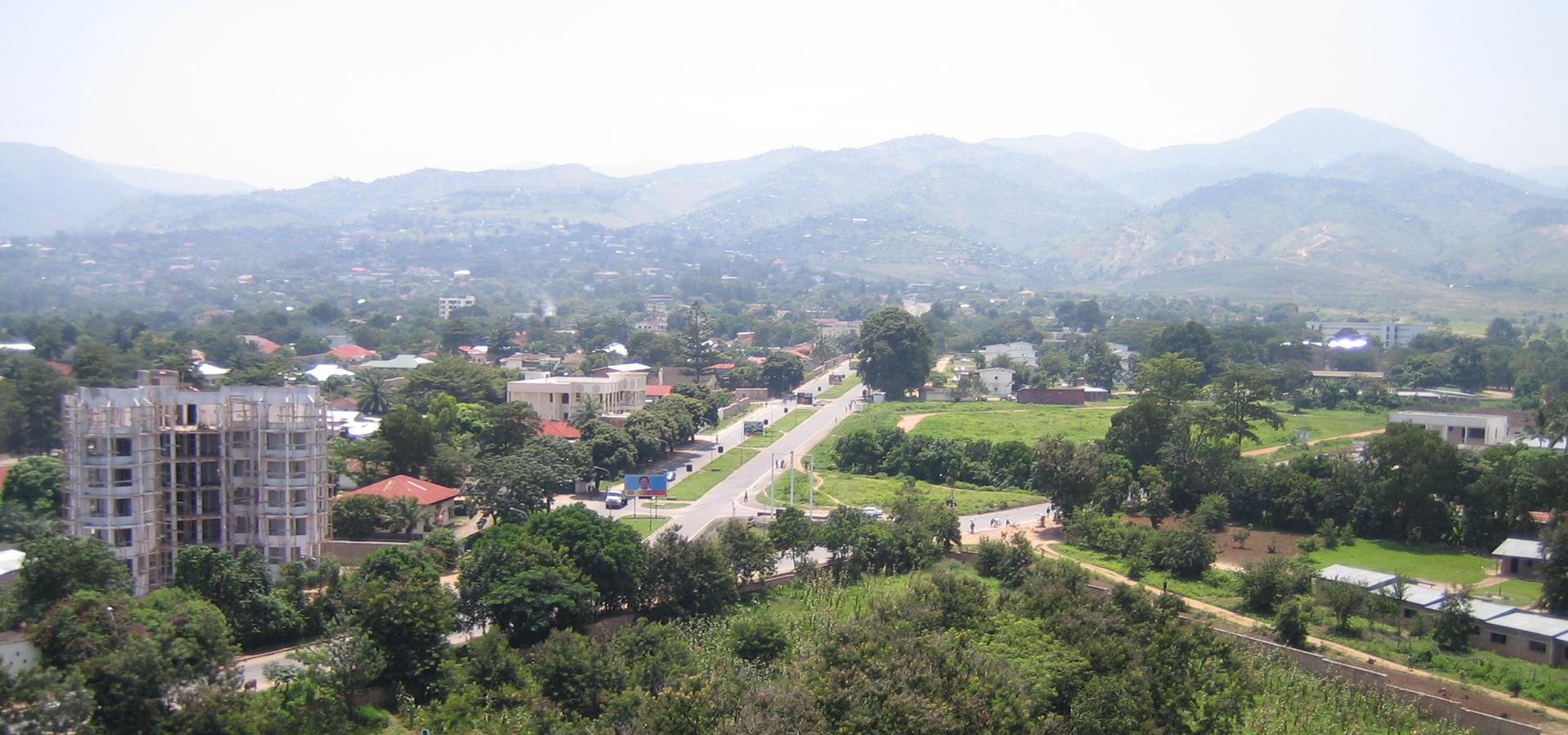 Peer-to-peer advisory in Bujumbura, Burundi.