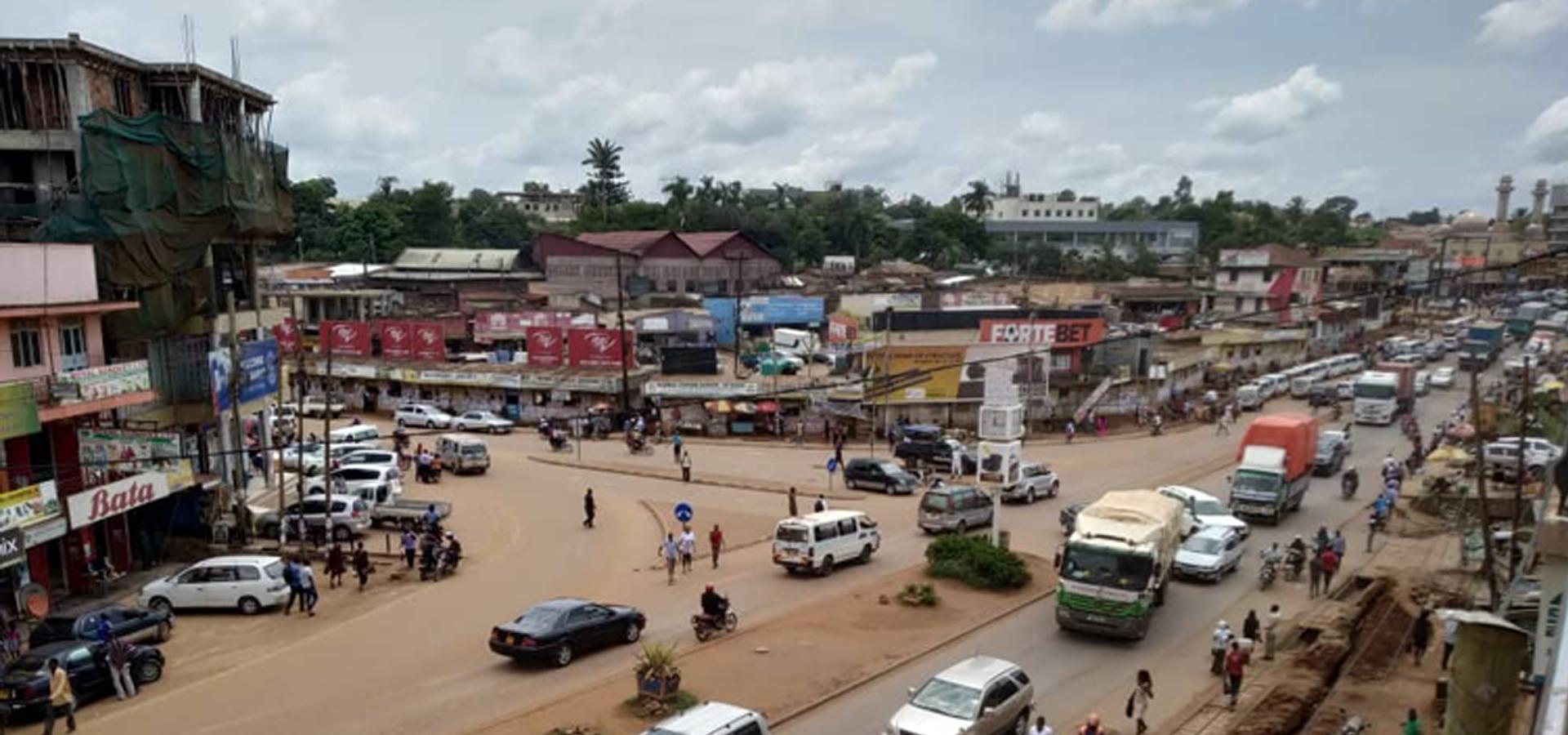 Peer-to-peer advisory in Mukono, The Central Region, Uganda