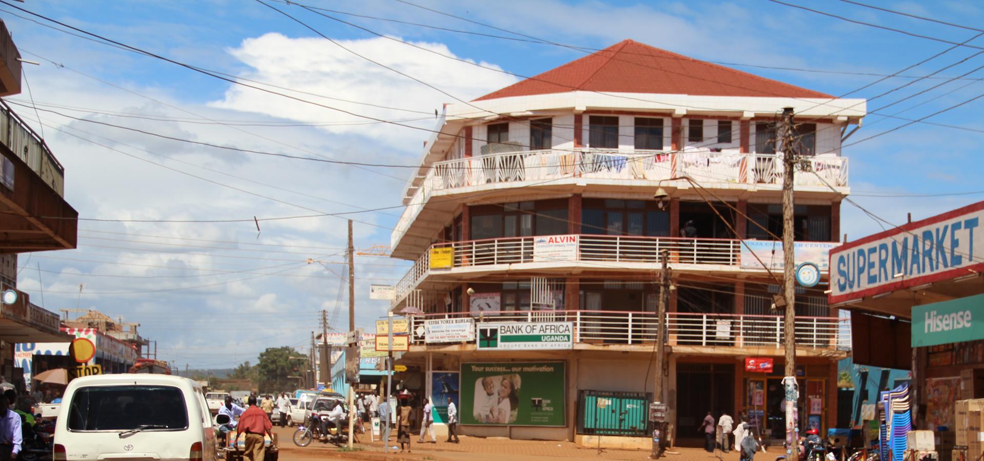 Peer-to-peer advisory in Jinja, The Eastern Region, Uganda