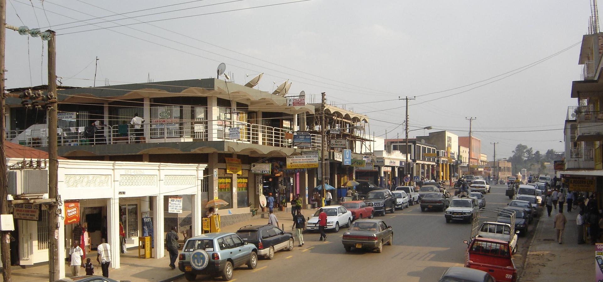 Mbarara, The Western Region, Uganda