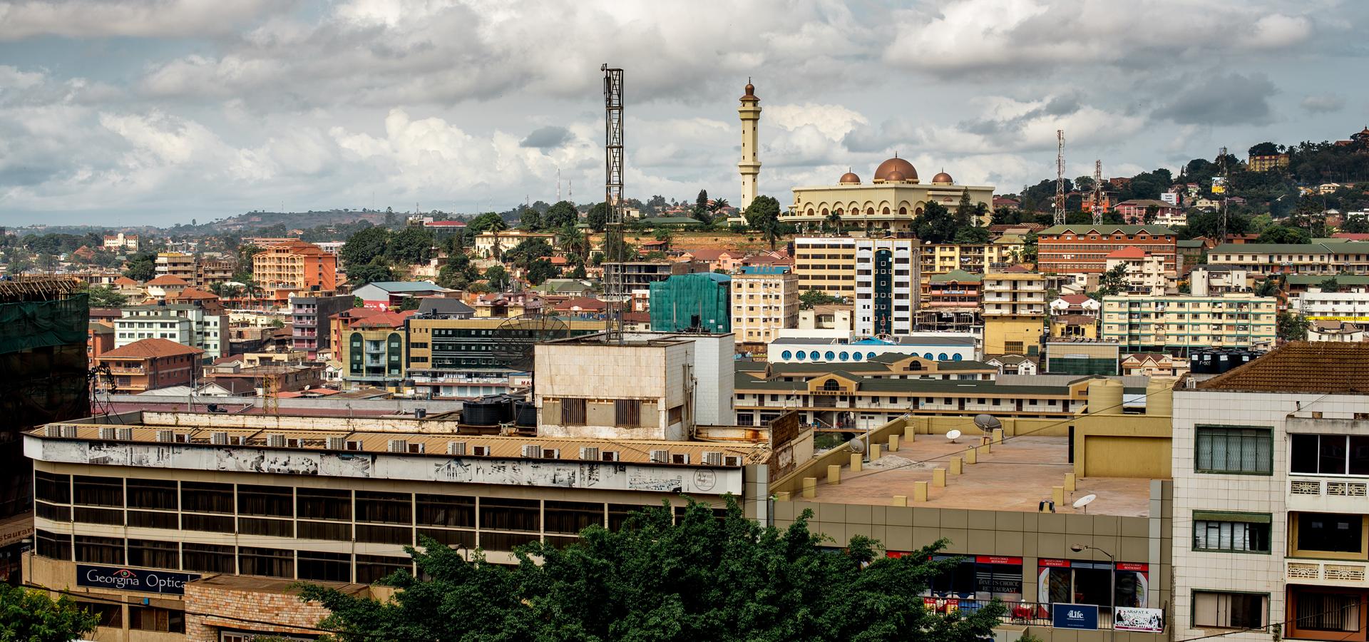 Peer-to-peer advisory in Kampala, Uganda.