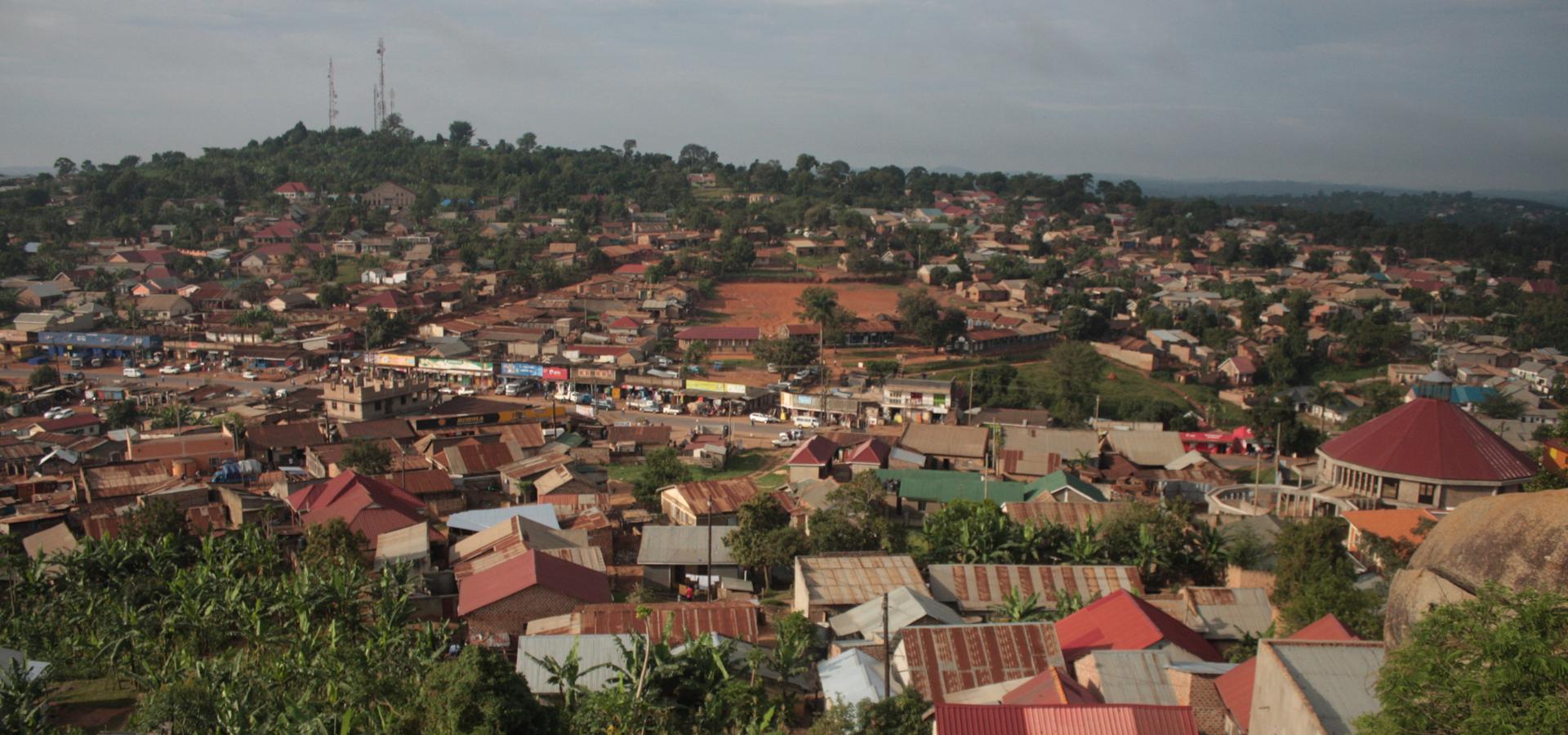 Peer-to-peer advisory in Mombasa, Uganda.