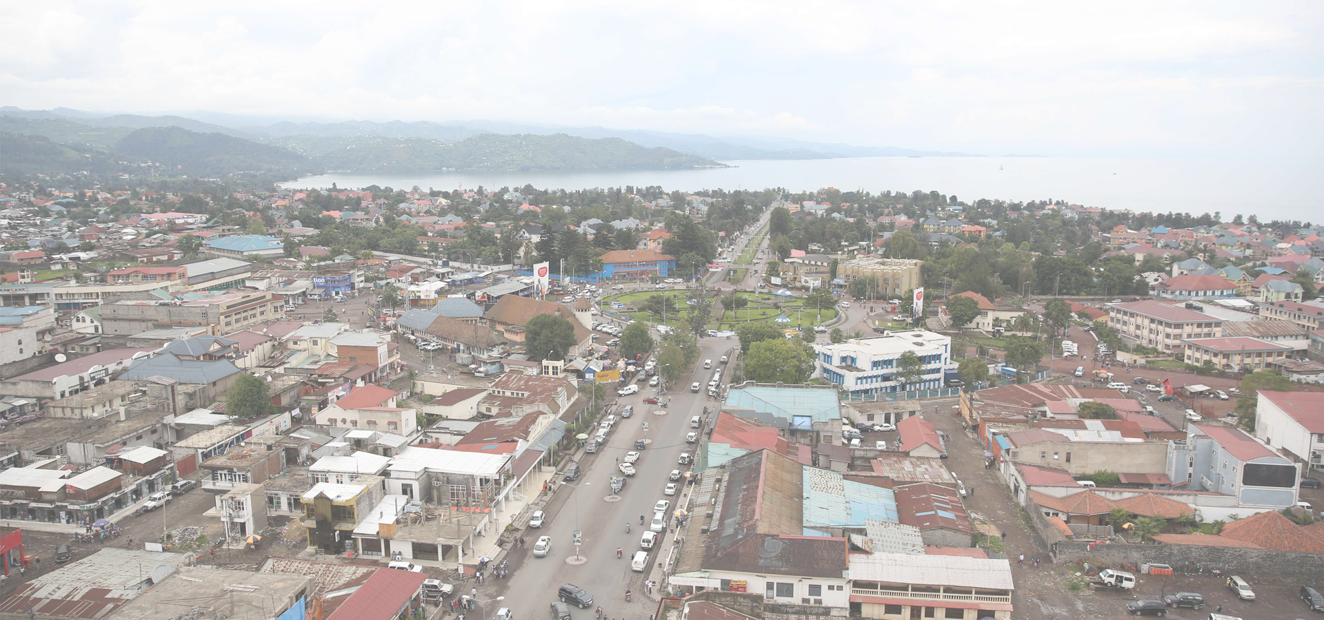 Peer-to-peer advisory in Goma, North Kivu Province, Democratic Republic of the Congo