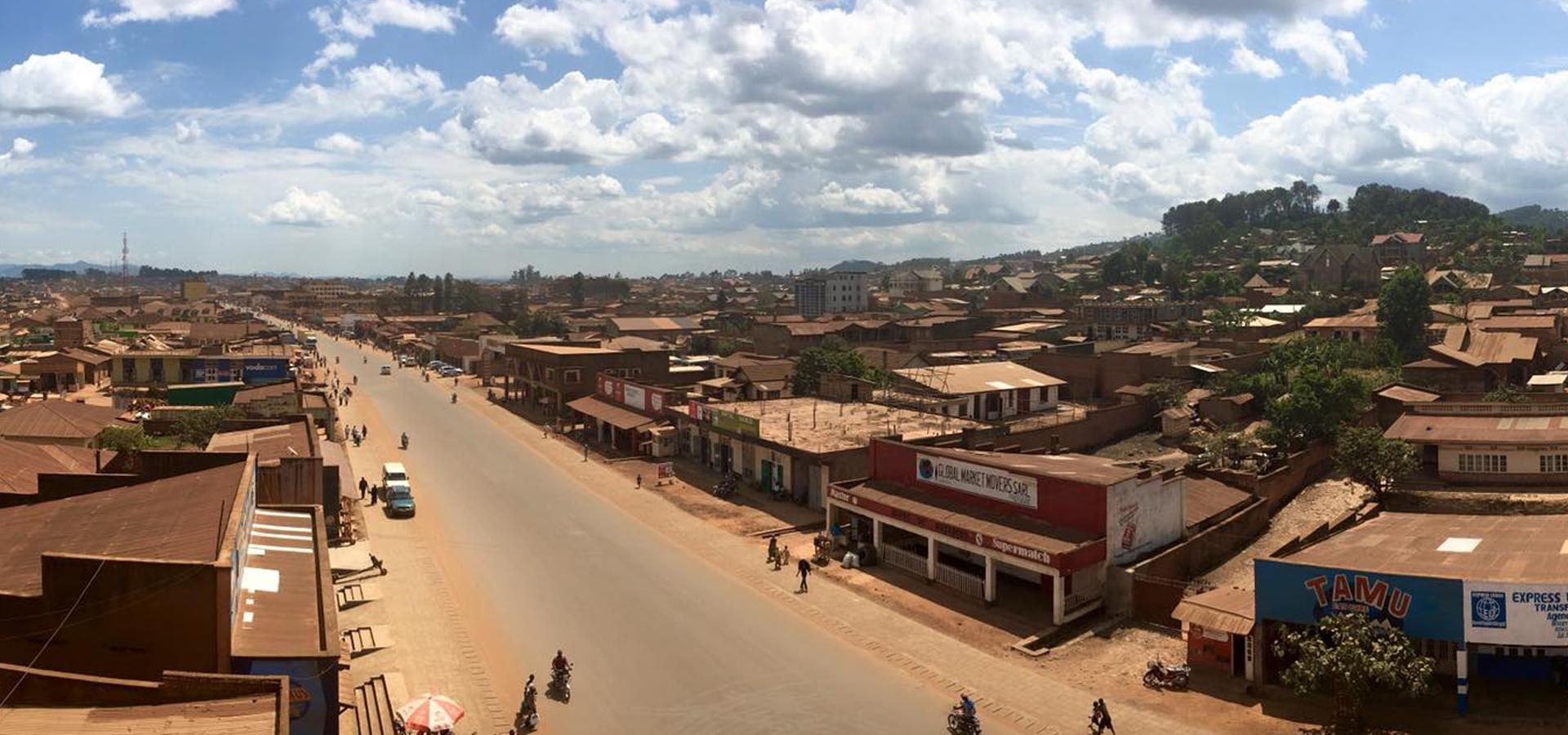 Peer-to-peer advisory in Butembo, Nord-Kivu, Democratic Republic of the Congo