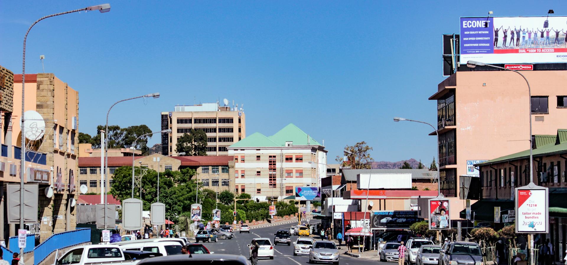 Peer-to-peer advisory in Maseru, Lesotho