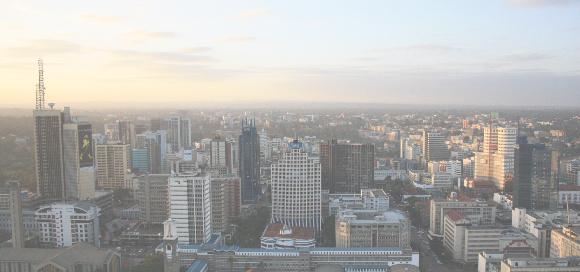 Peer-to-peer advisory in Nairobi, Kenya