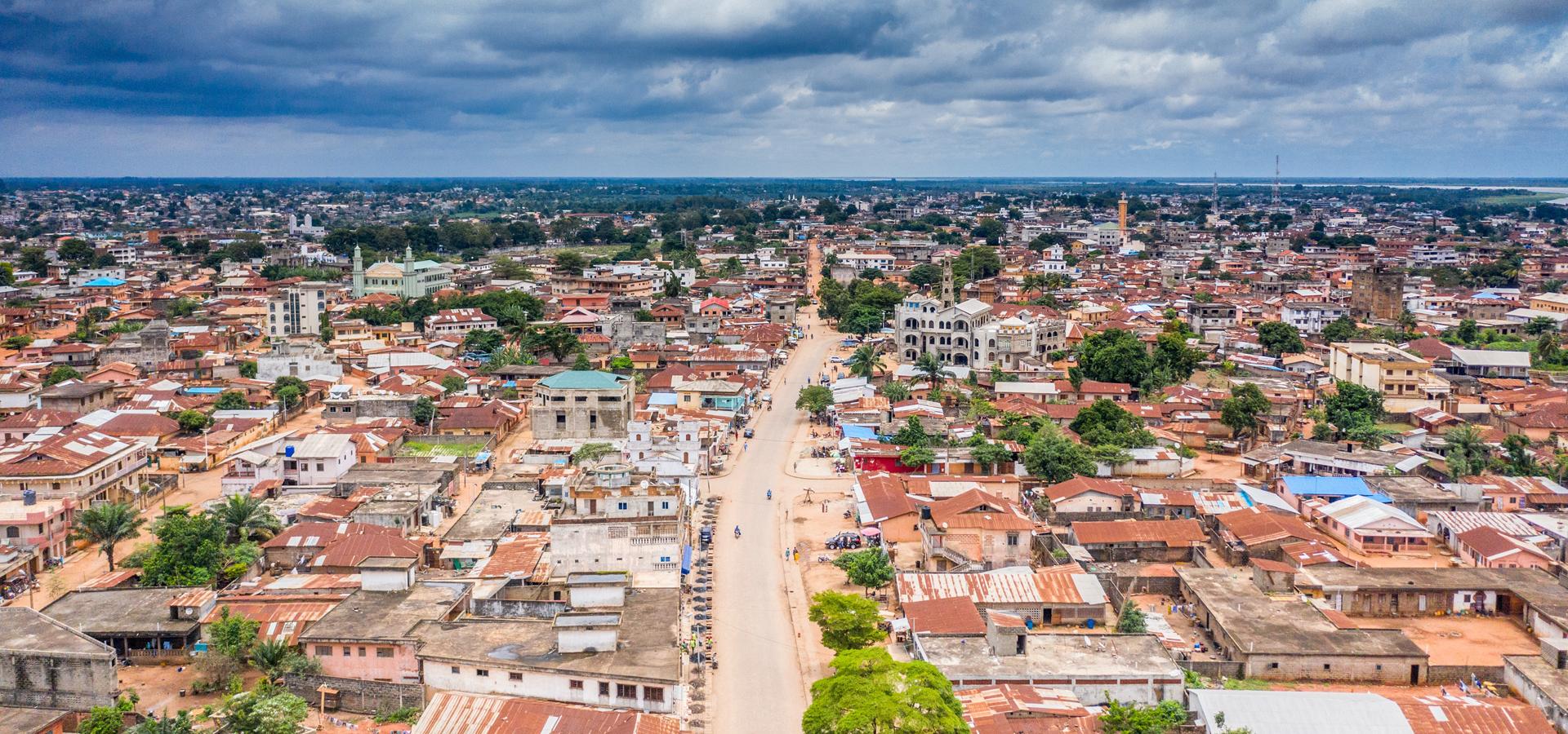 Peer-to-peer advisory in Porto-Novo, Ouémé Department, Benin