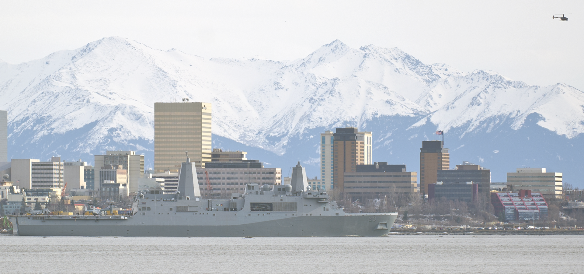 Peer-to-peer advisory in Anchorage, Alaska, USA