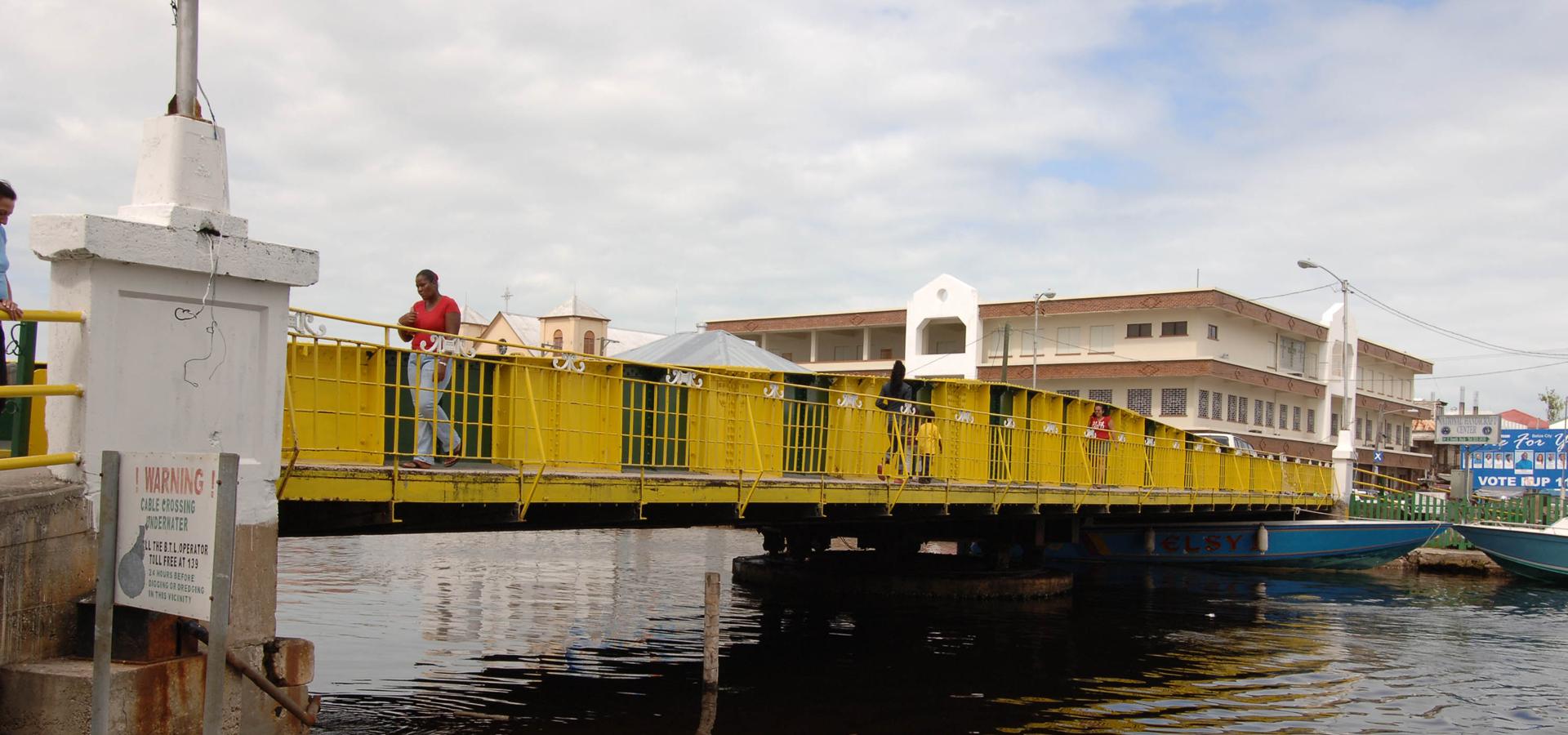 Peer-to-peer advisory in Belize City, Cayo District, Belize