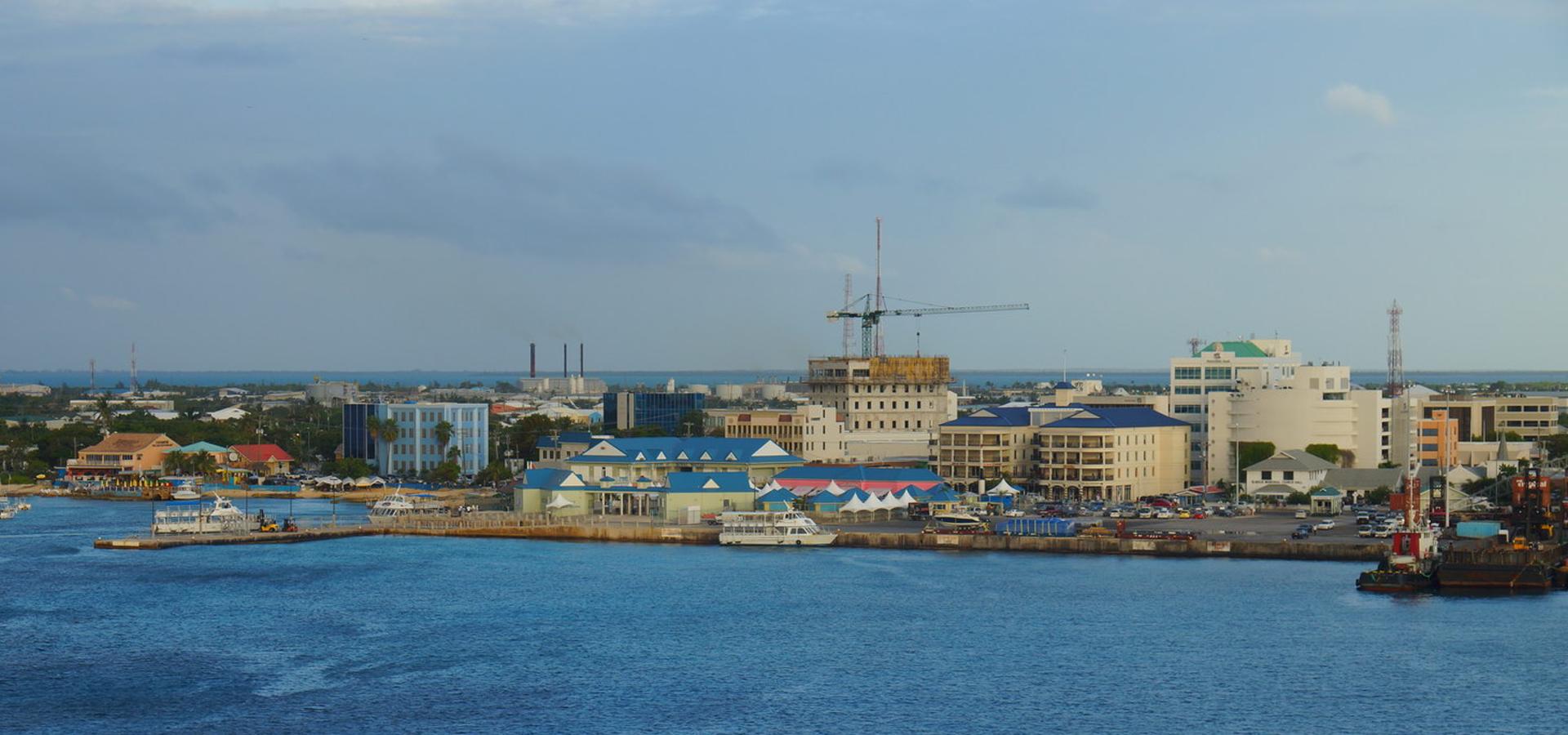 George Town, Spot Bay, Cayman Islands
