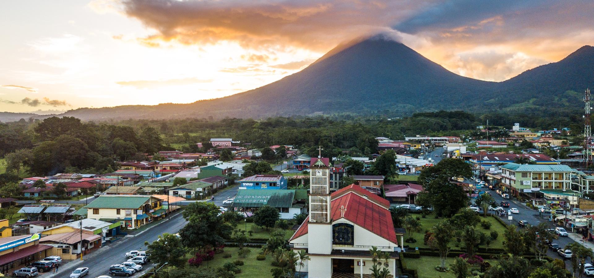 <b>La Fortuna, Alajuela Province, Costa Rica</b>