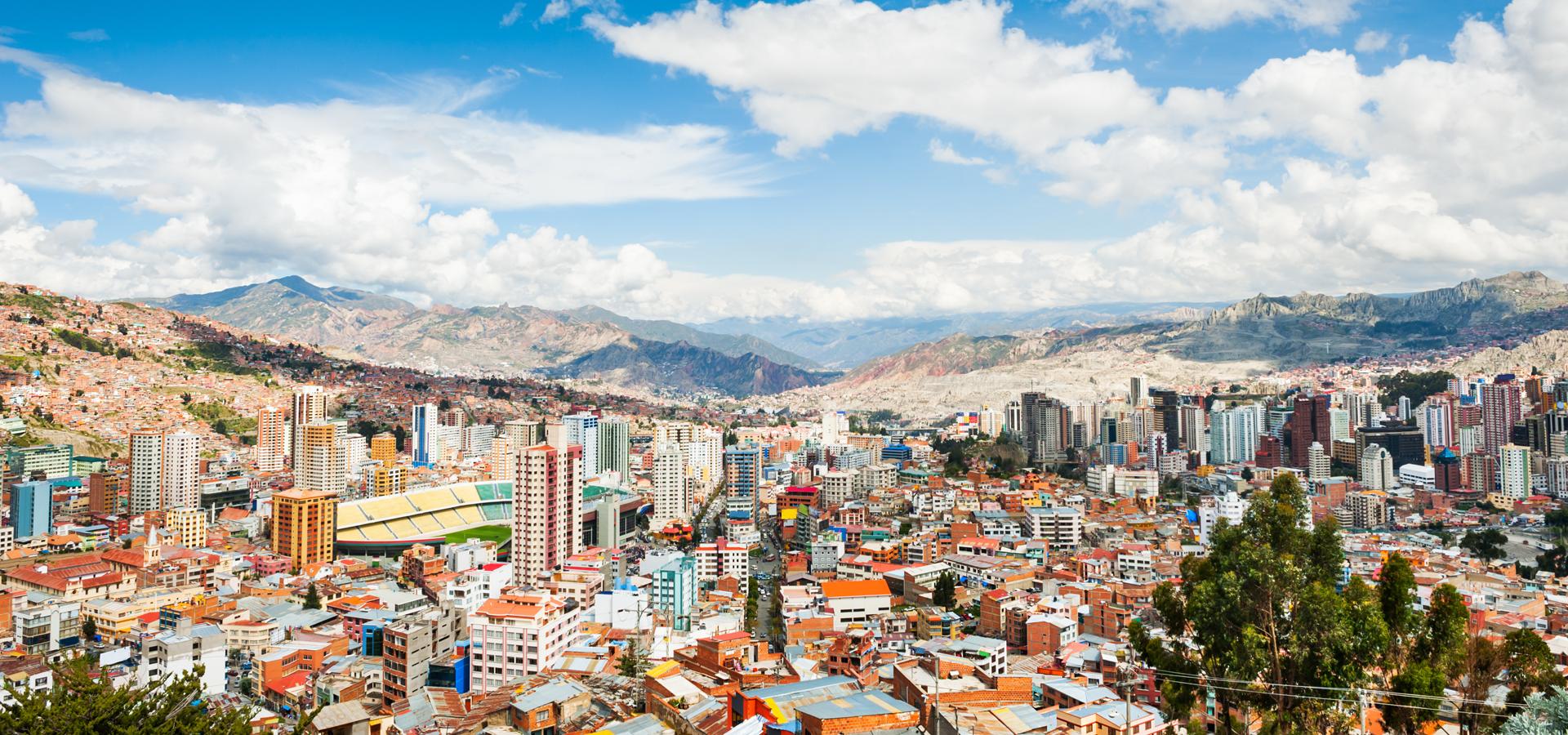Peer-to-peer advisory in La Paz, Bolivia