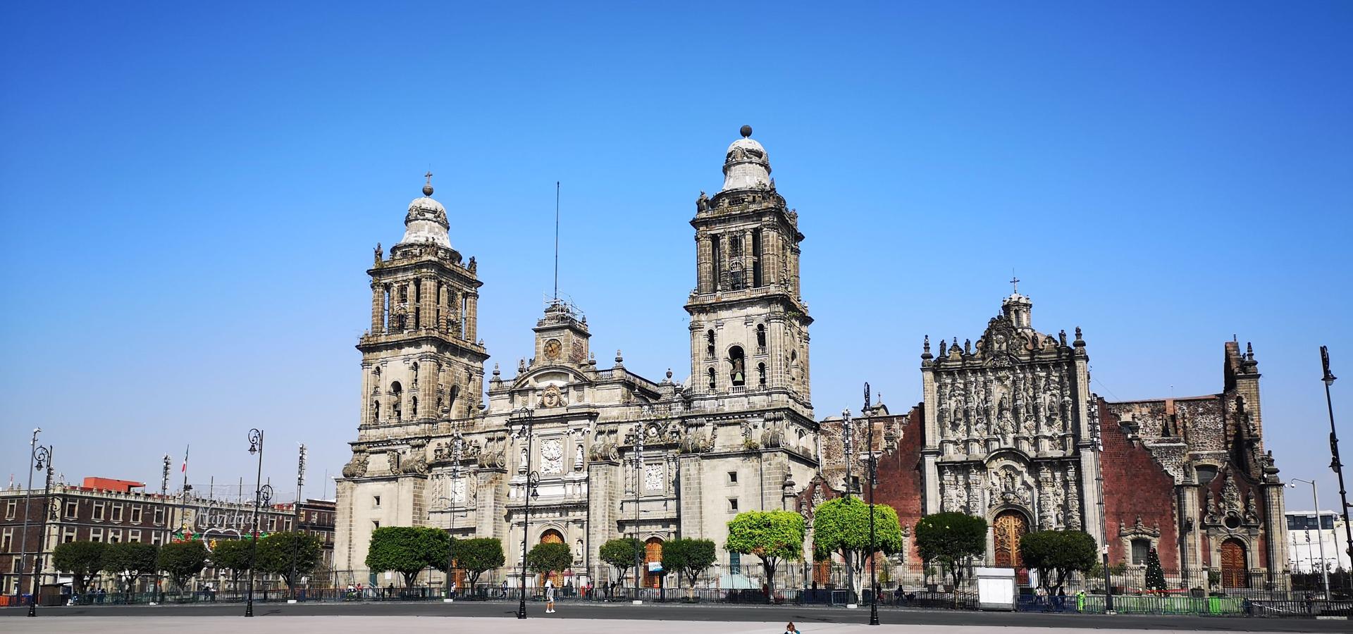Mexico City Time