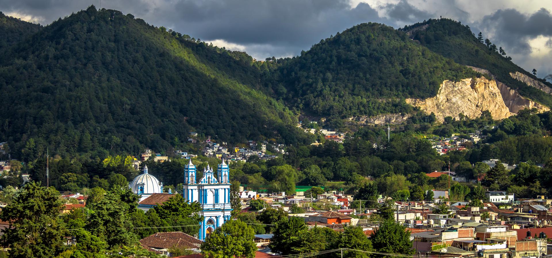 Peer-to-peer advisory in Tuxtla Gutiérrez, Chiapas, Mexico