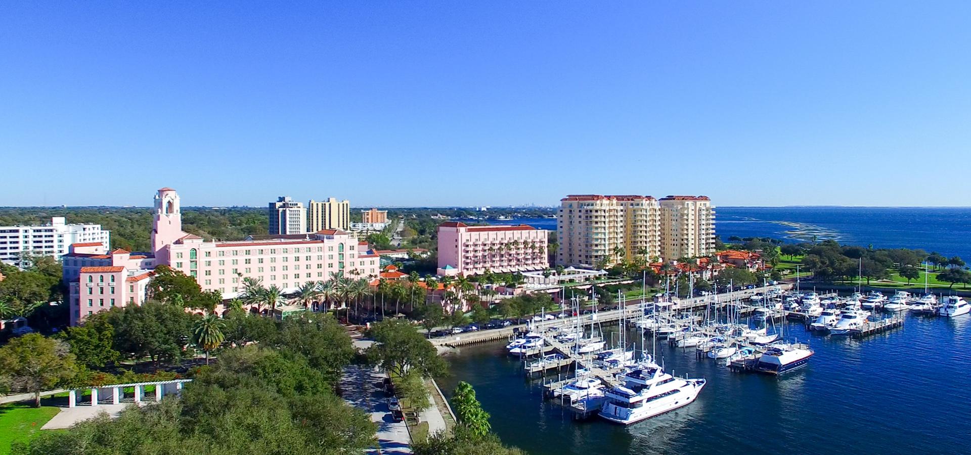 St. Petersburg, Tampa Bay, Florida, USA
