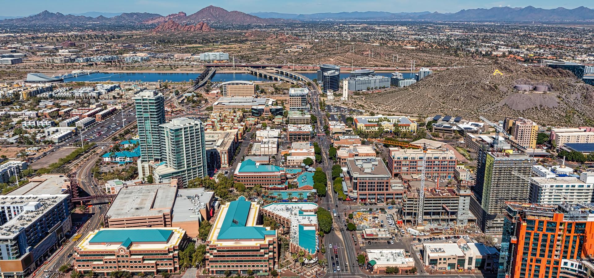 Peer-to-peer advisory in Tempe, Arizona, USA