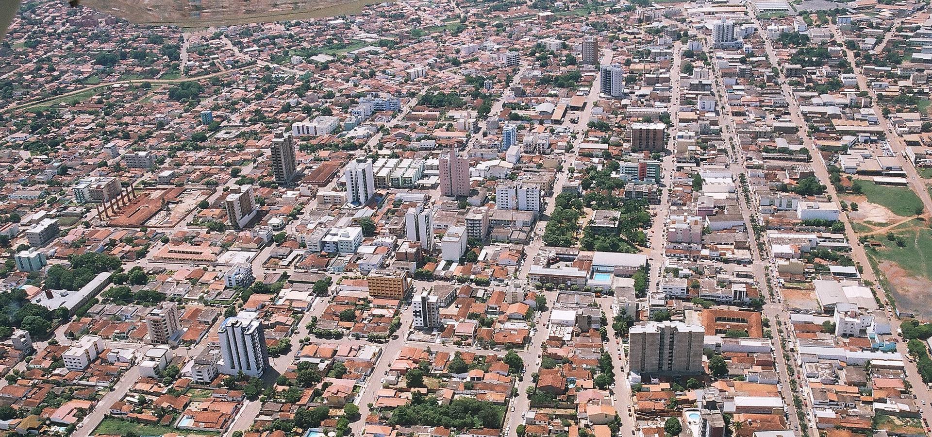 <b>Unaí, Minas Gerais, Brazil</b>