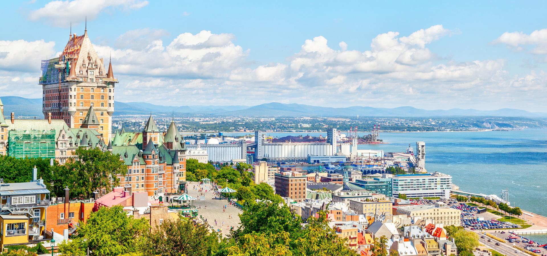 Peer-to-peer advisory in Québec City, Quebec, Canada