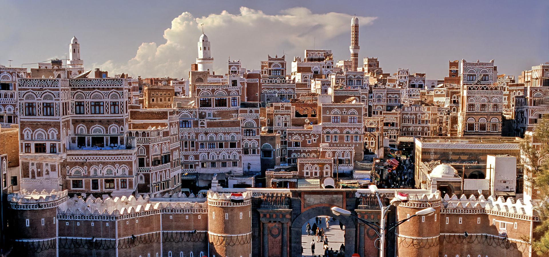 Peer-to-peer advisory in Sanaa, Yemen