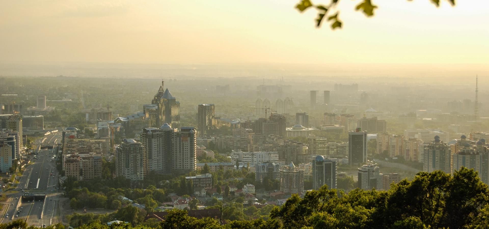 Peer-to-peer advisory in Almaty, Kazakhstan