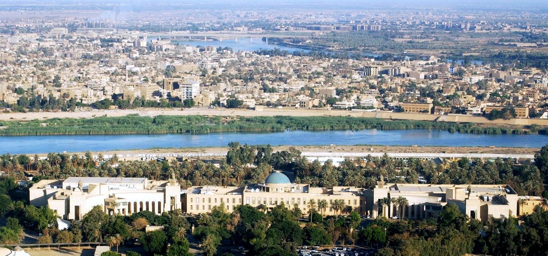 Peer-to-peer advisory in Baghdad, Iraq