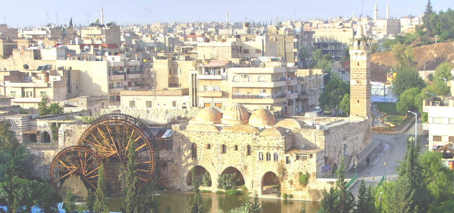 Peer-to-peer advisory in Hama, Syria