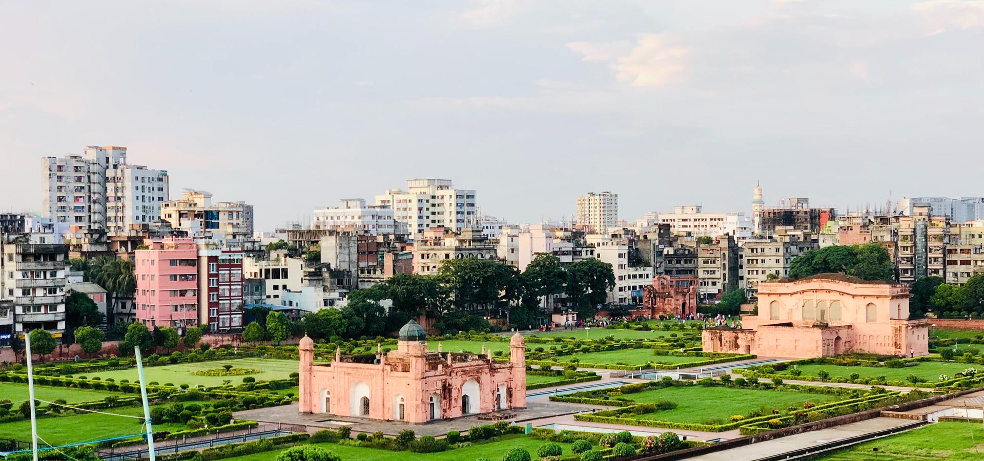 Dhaka Time