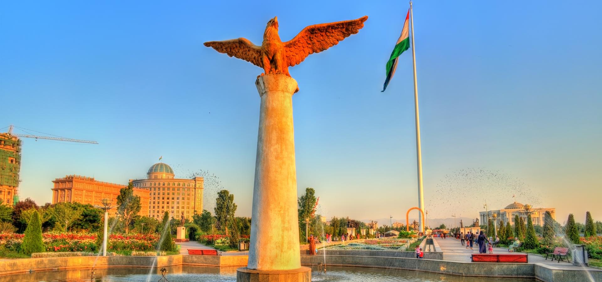 Dushanbe Time