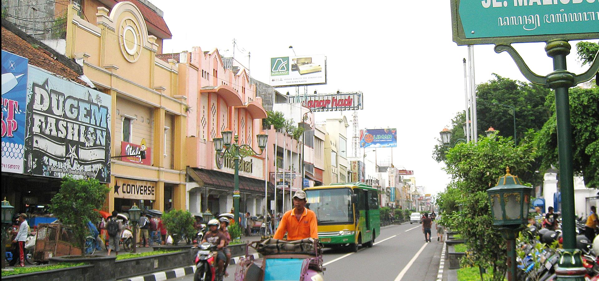 Peer-to-peer advisory in Yogyakarta, Indonesia
