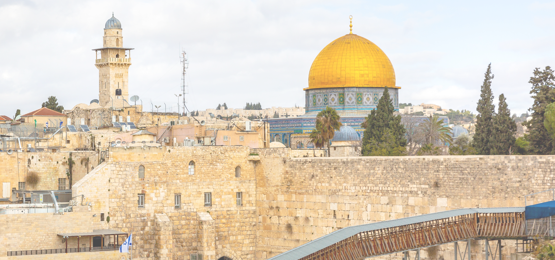 Peer-to-peer advisory in Jerusalem, Israel