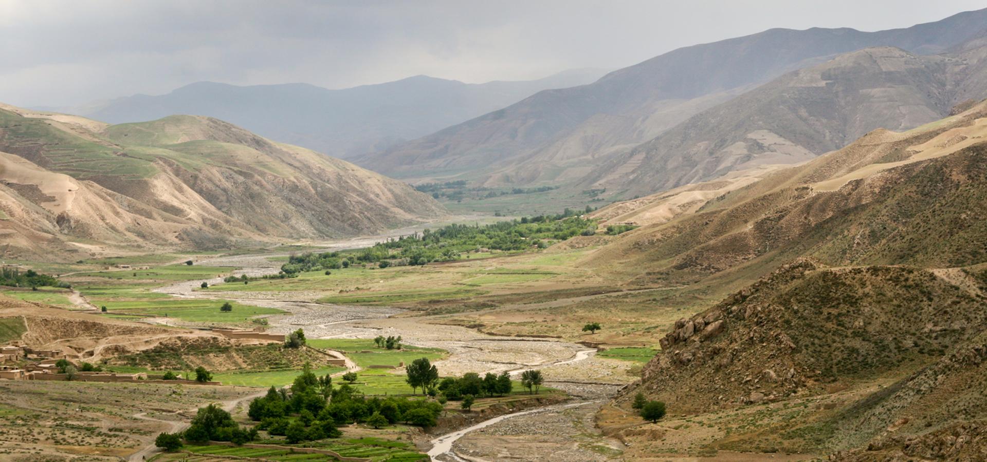 Peer-to-peer advisory in Kunduz, Kondoz Province, Afghanistan