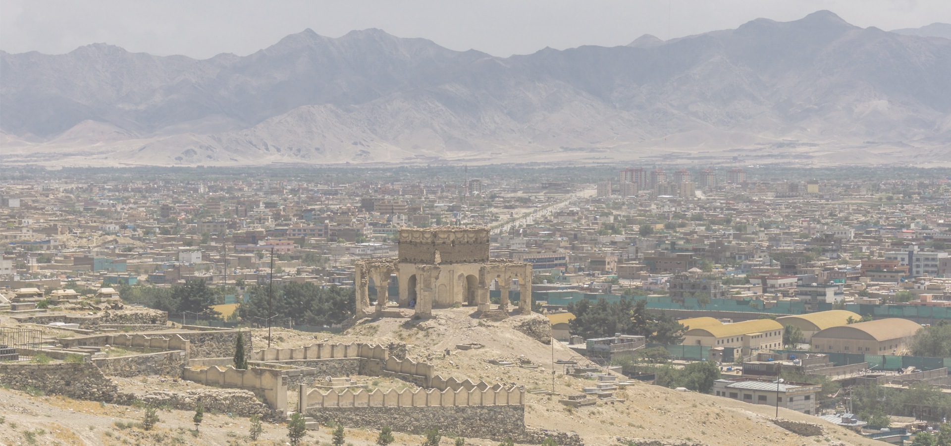 Peer-to-peer advisory in Kabul, Afghanistan.