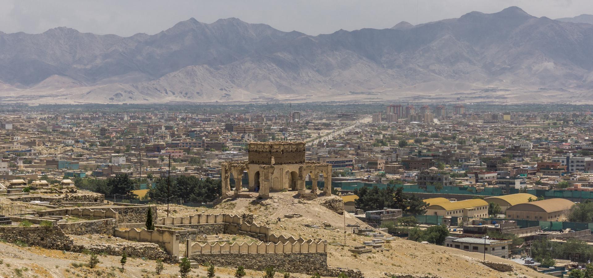 Peer-to-peer advisory in Kabul, Kabol Province, Afghanistan