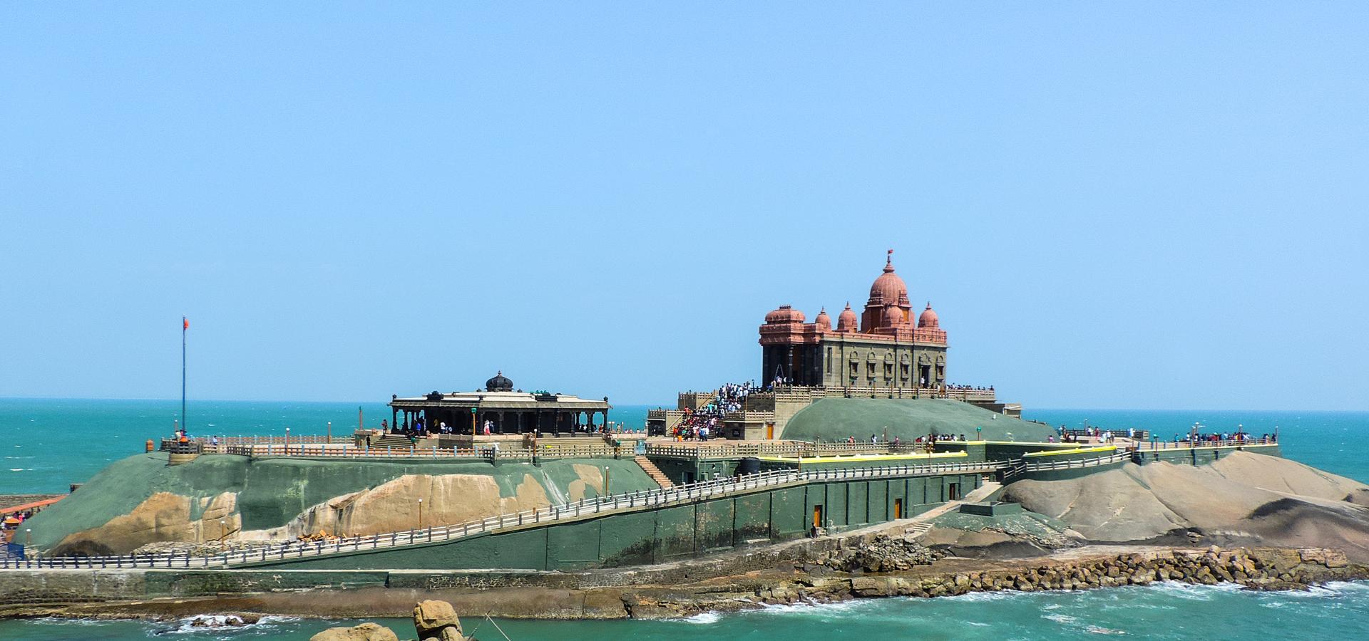 <b>Kanniyakumari, Tamil Nādu, India</b>