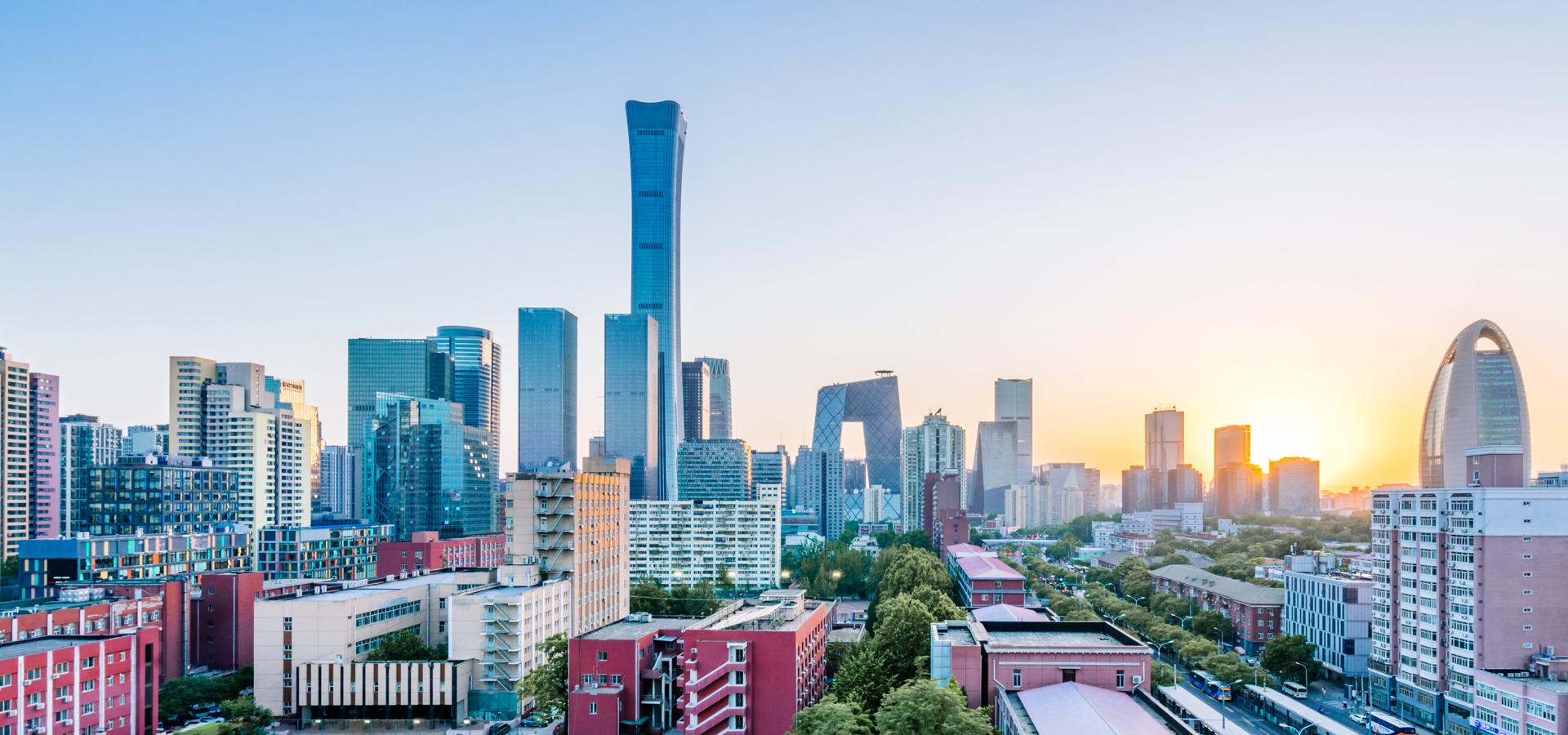 Peer-to-peer advisory in Beijing, China.