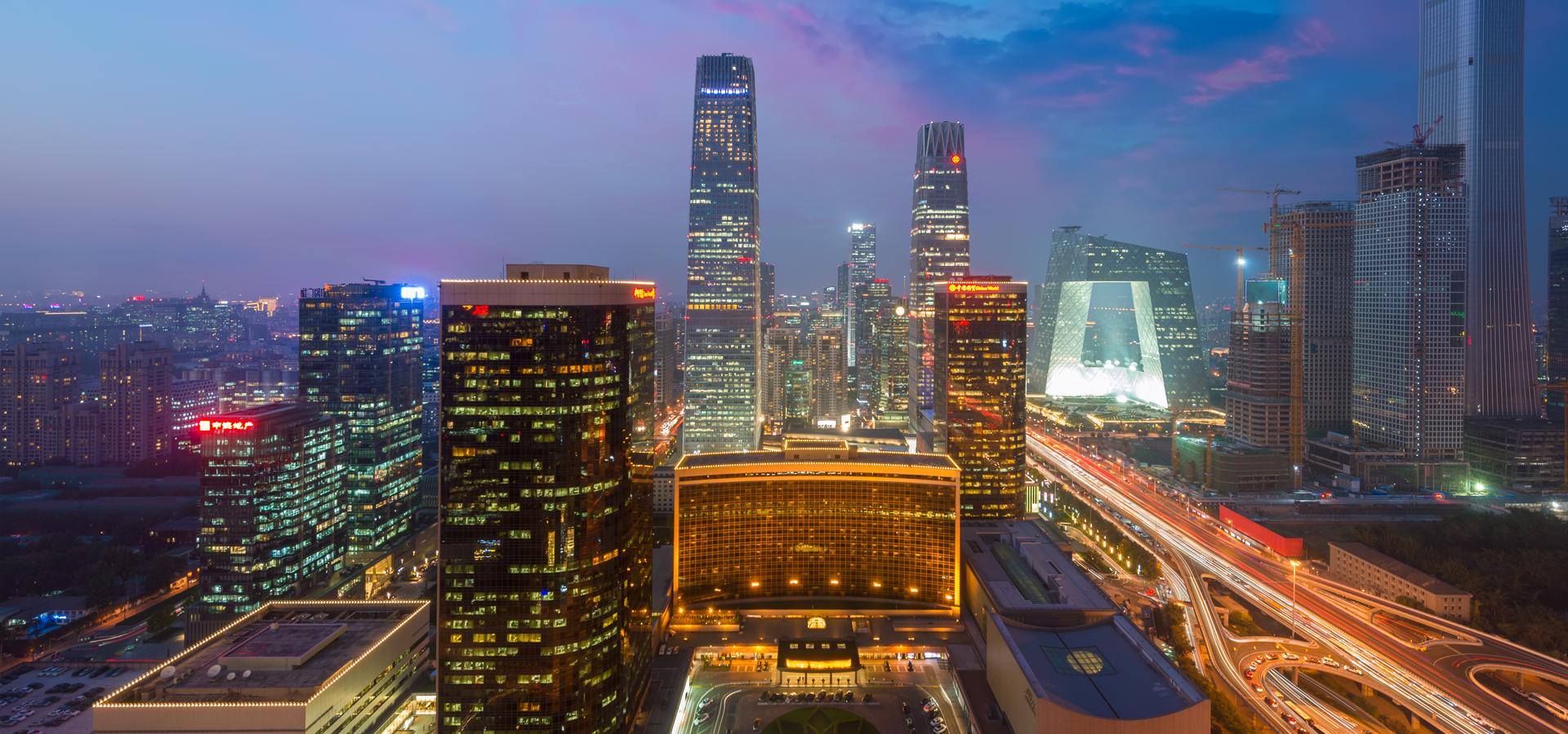 Peer-to-peer advisory in Beijing, China