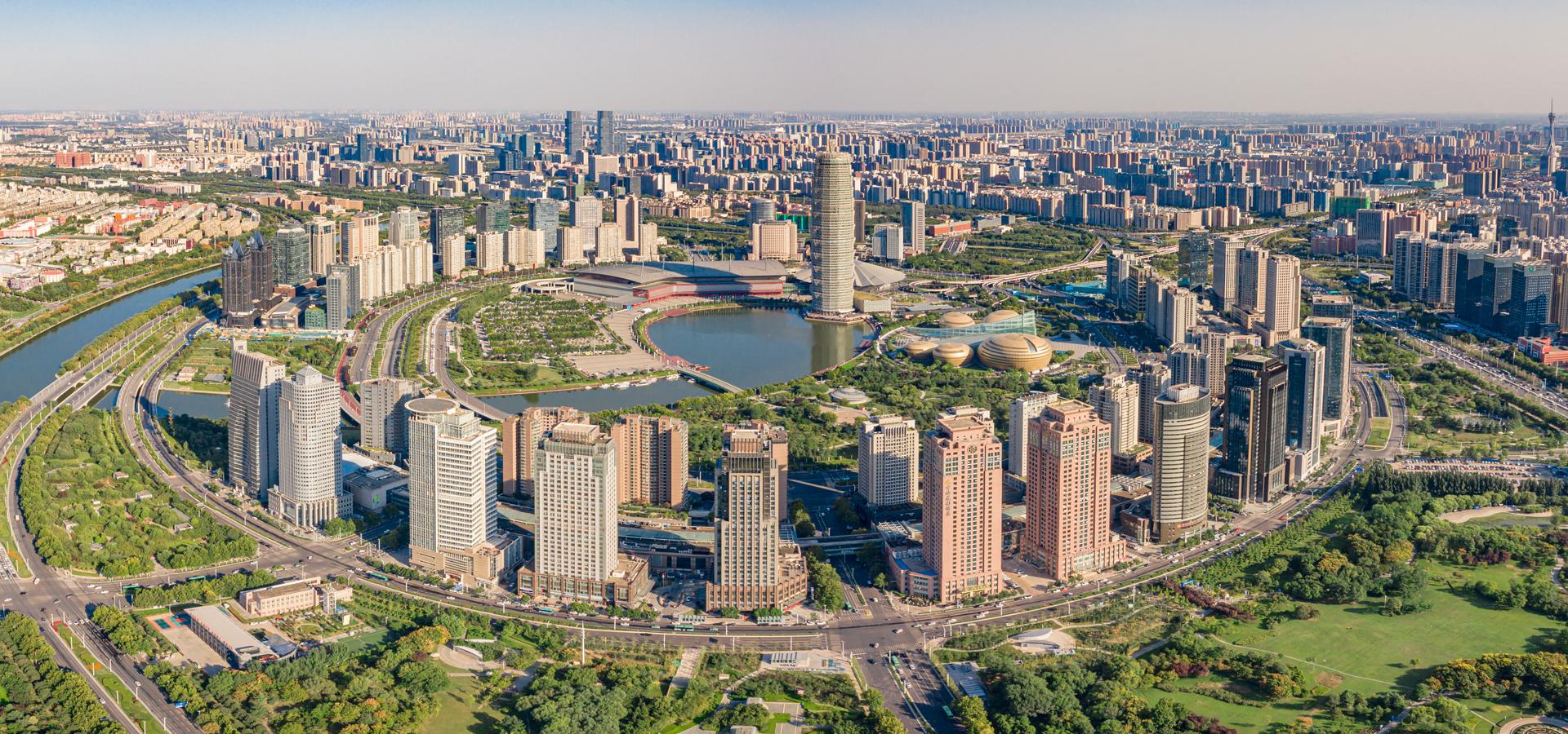 Zhengzhou CBD - Henan, China