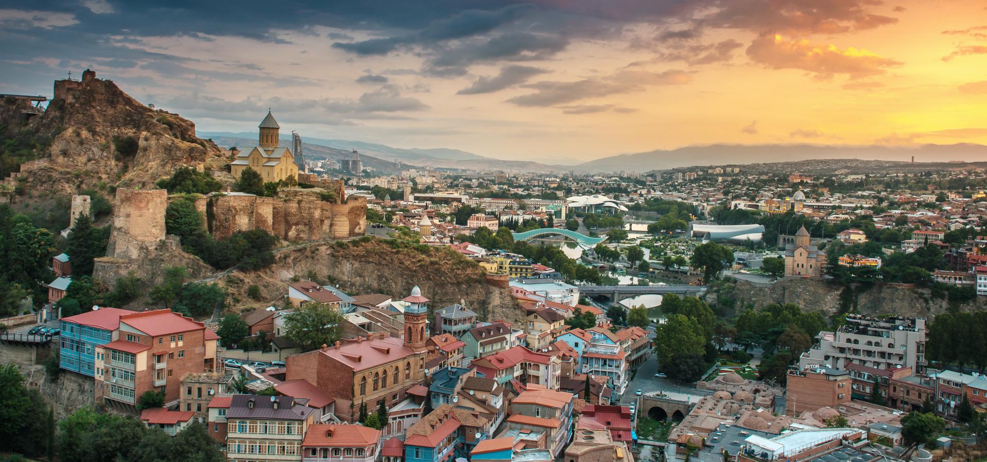 Peer-to-peer advisory in Tbilisi, Georgia