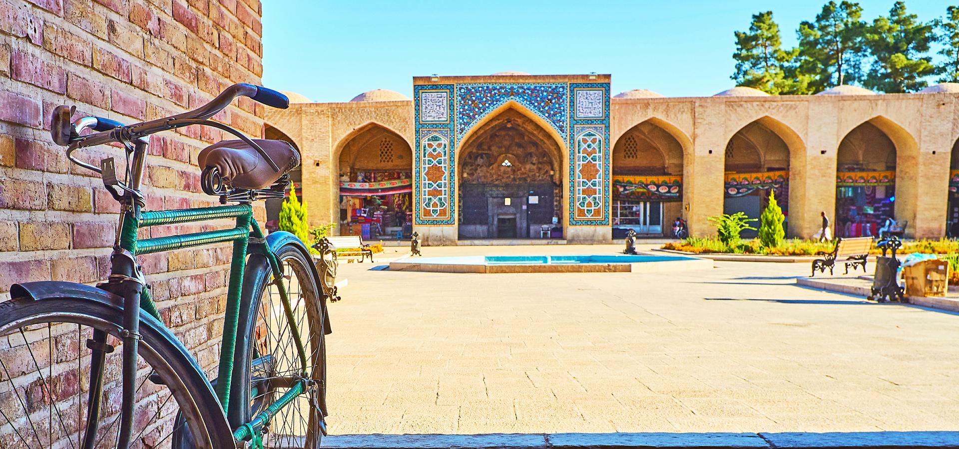 Peer-to-peer advisory in Kerman, Iran