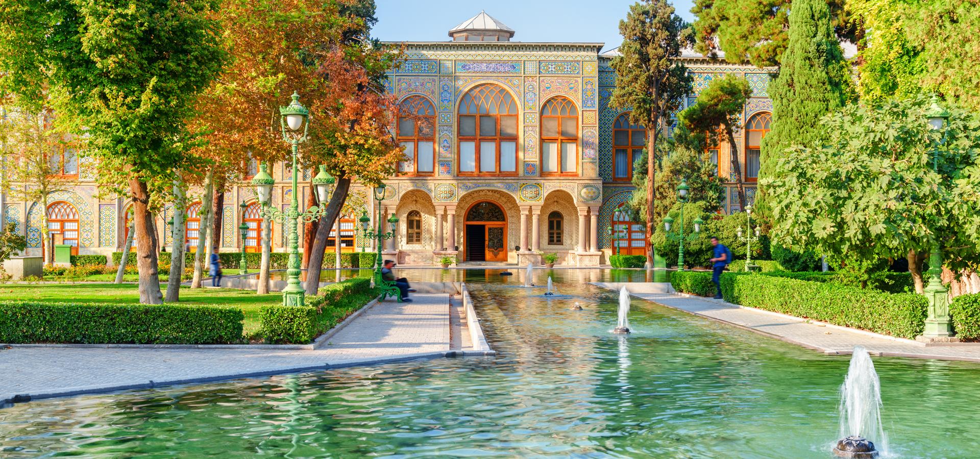 Peer-to-peer advisory in Tehran, Iran