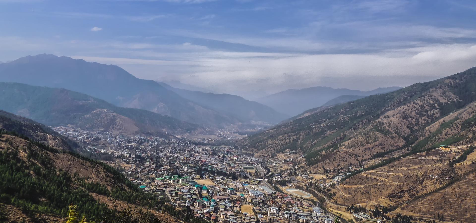 Thimphu Time