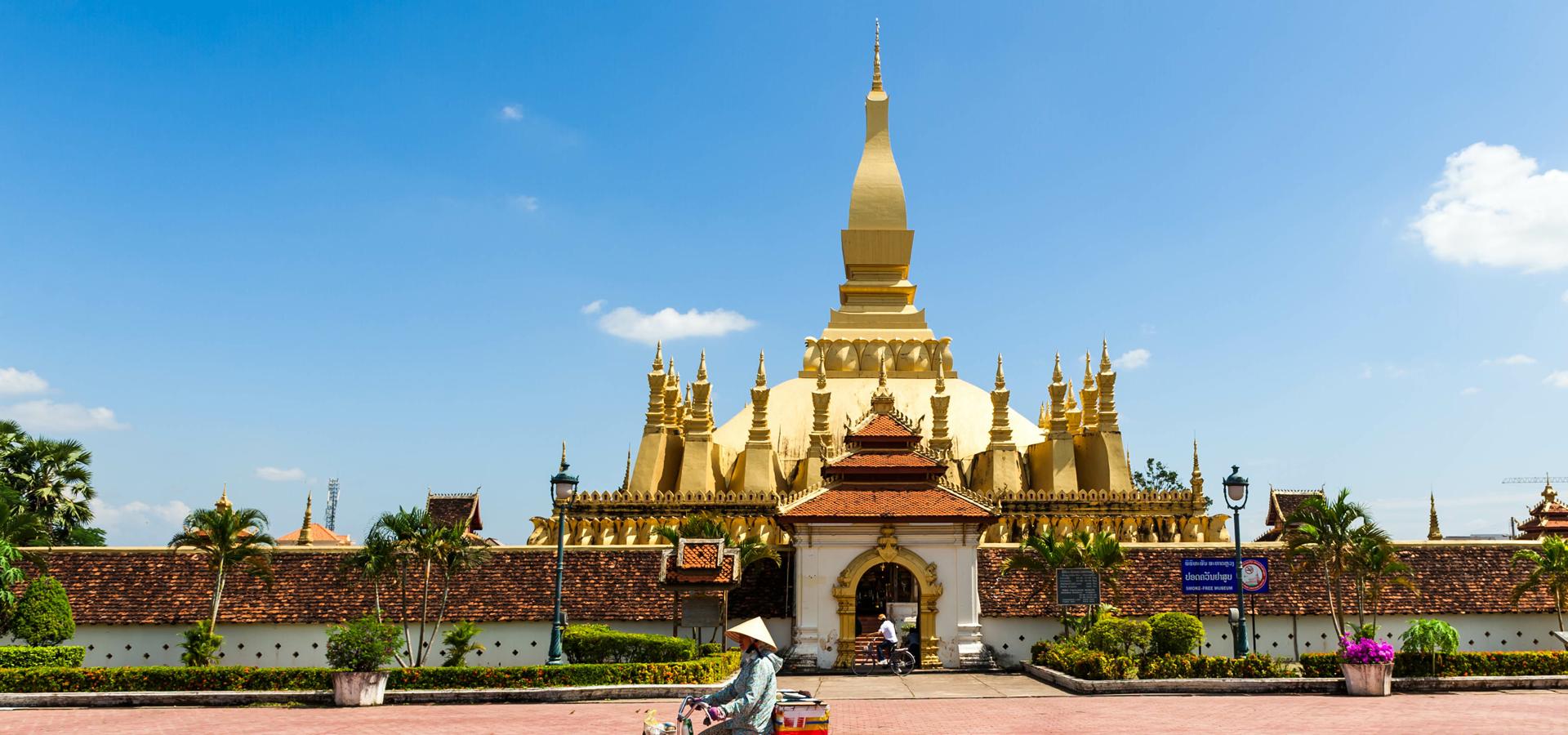 <b>Vientiane, Laos</b>