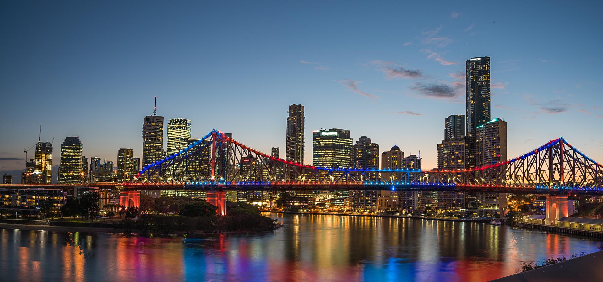 Brisbane Time