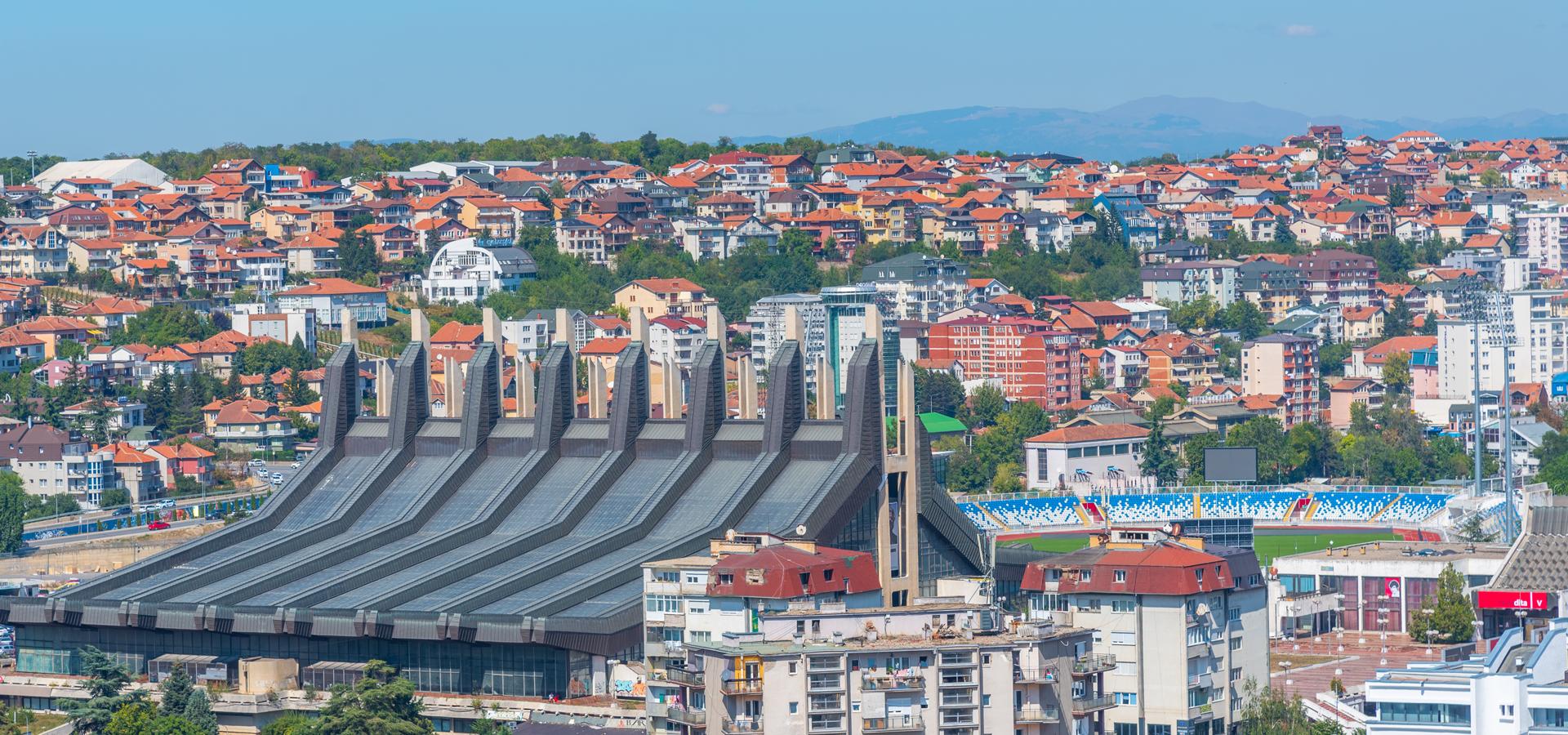 Peer-to-peer advisory in Pristina, Kosovo, Serbia