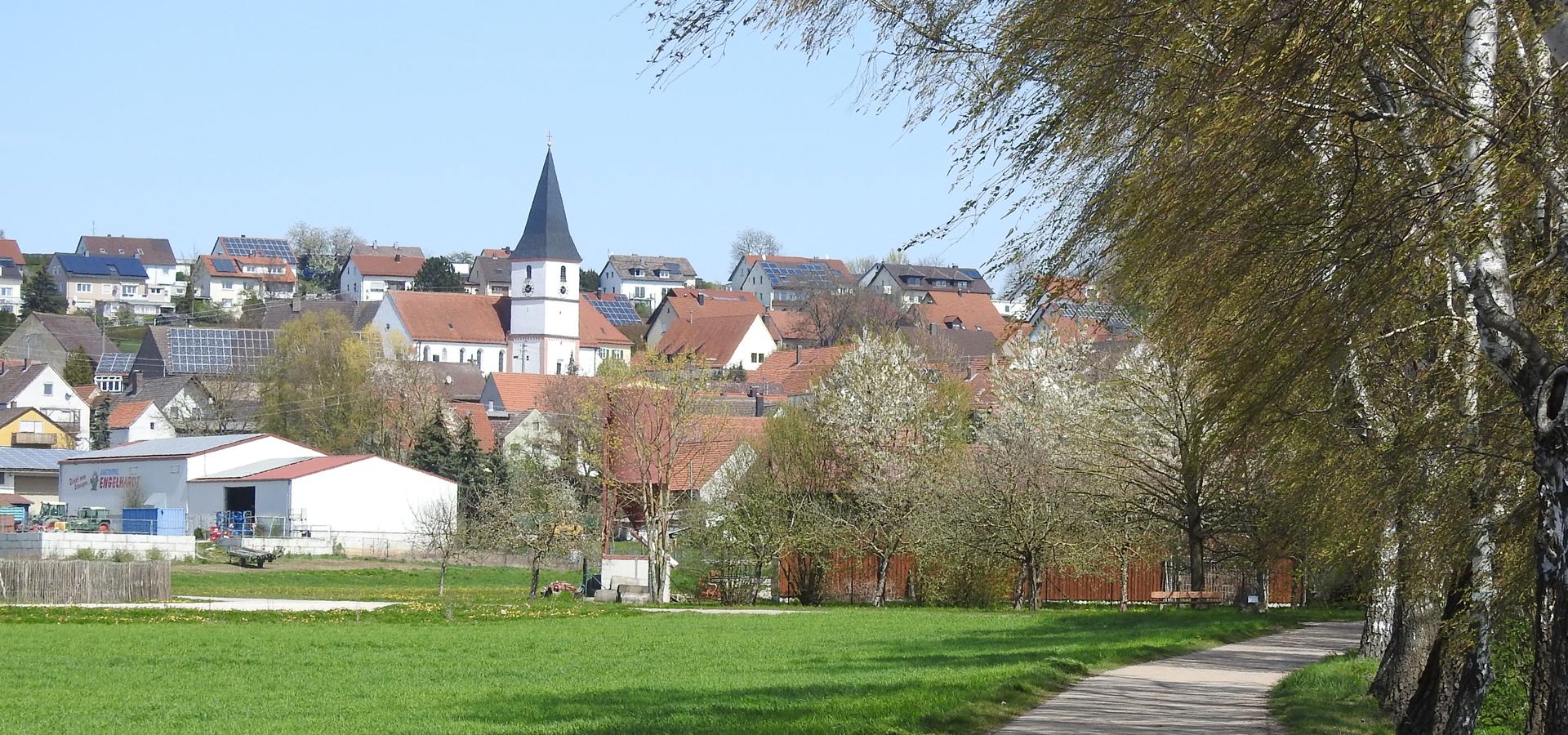 <b>Hainsfarth, Bavaria, Germany</b>