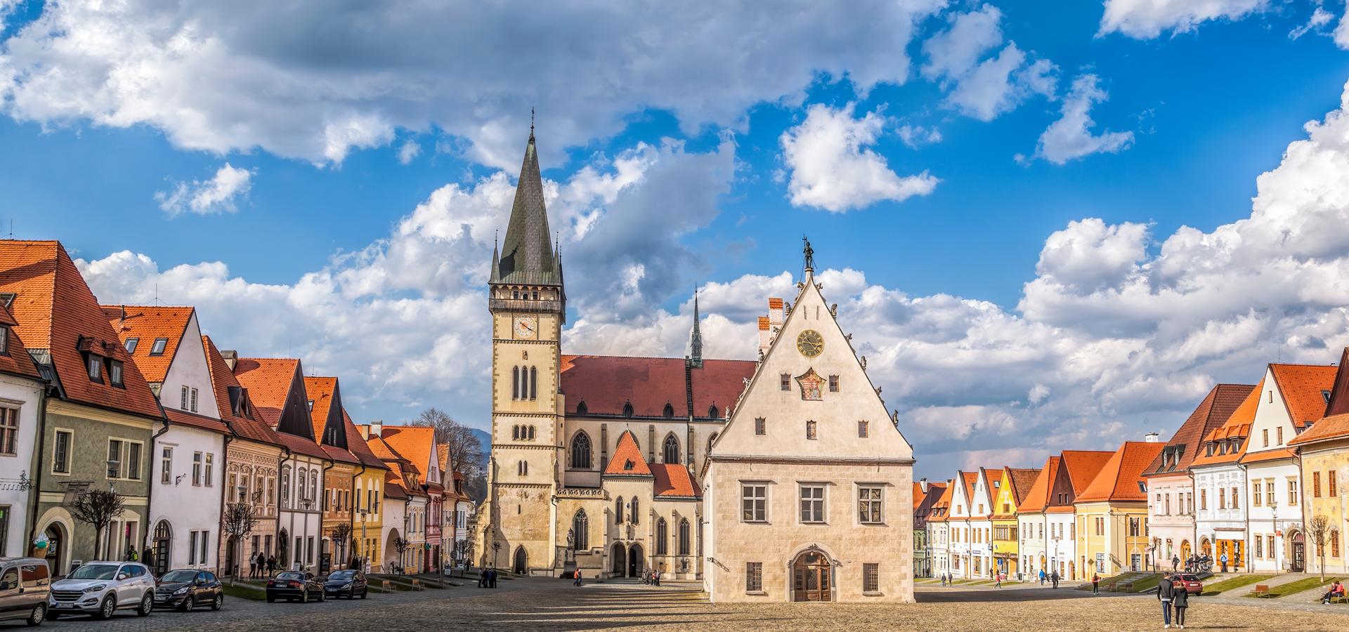 Peer-to-peer advisory in Bardejov, Presov, Slovak Republic