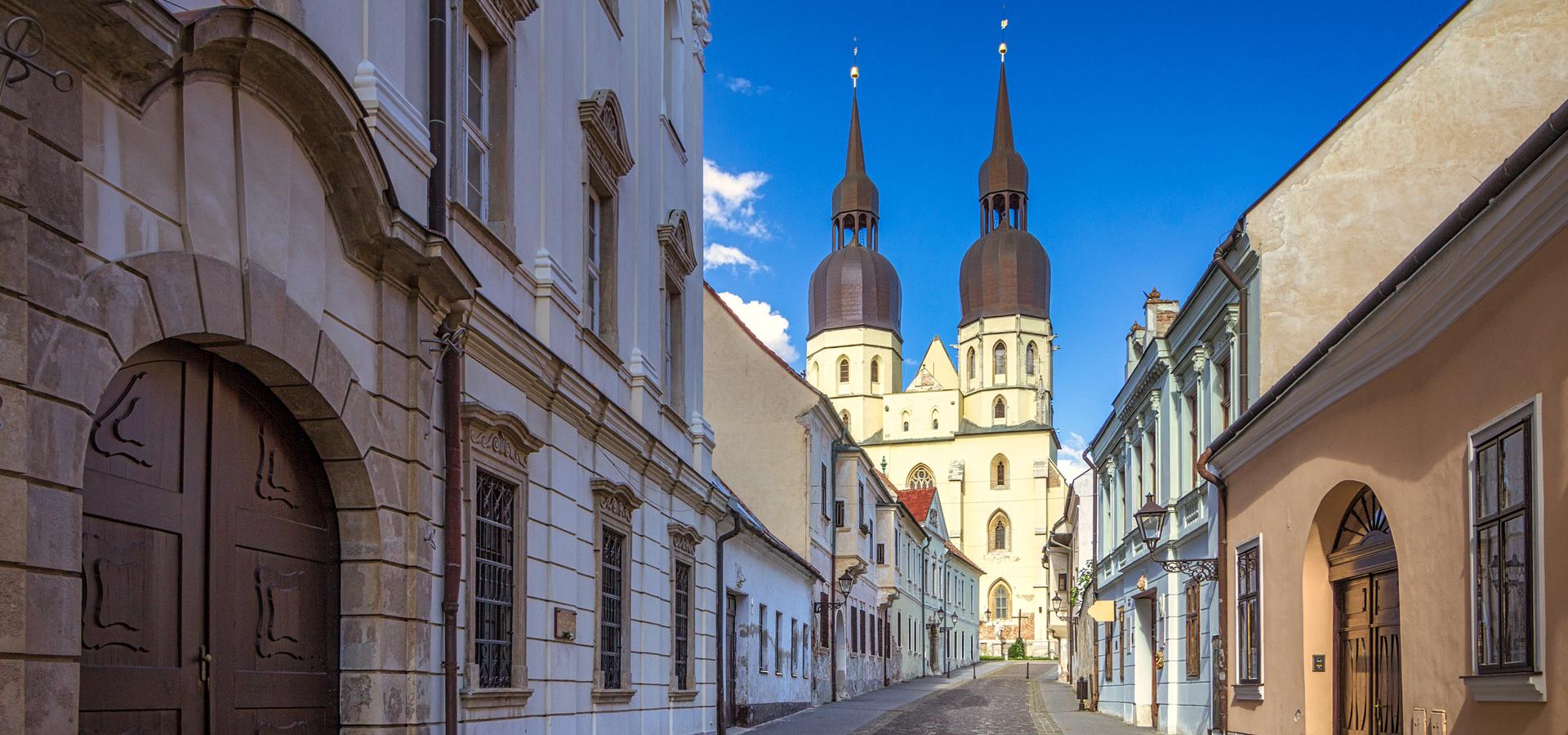 Peer-to-peer advisory in Trnava, Slovak Republic