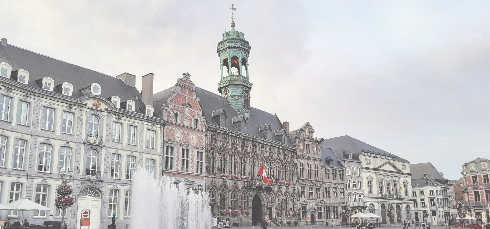 Peer-to-peer advisory in Charleroi, Province of Hainaut, Wallonia, Belgium